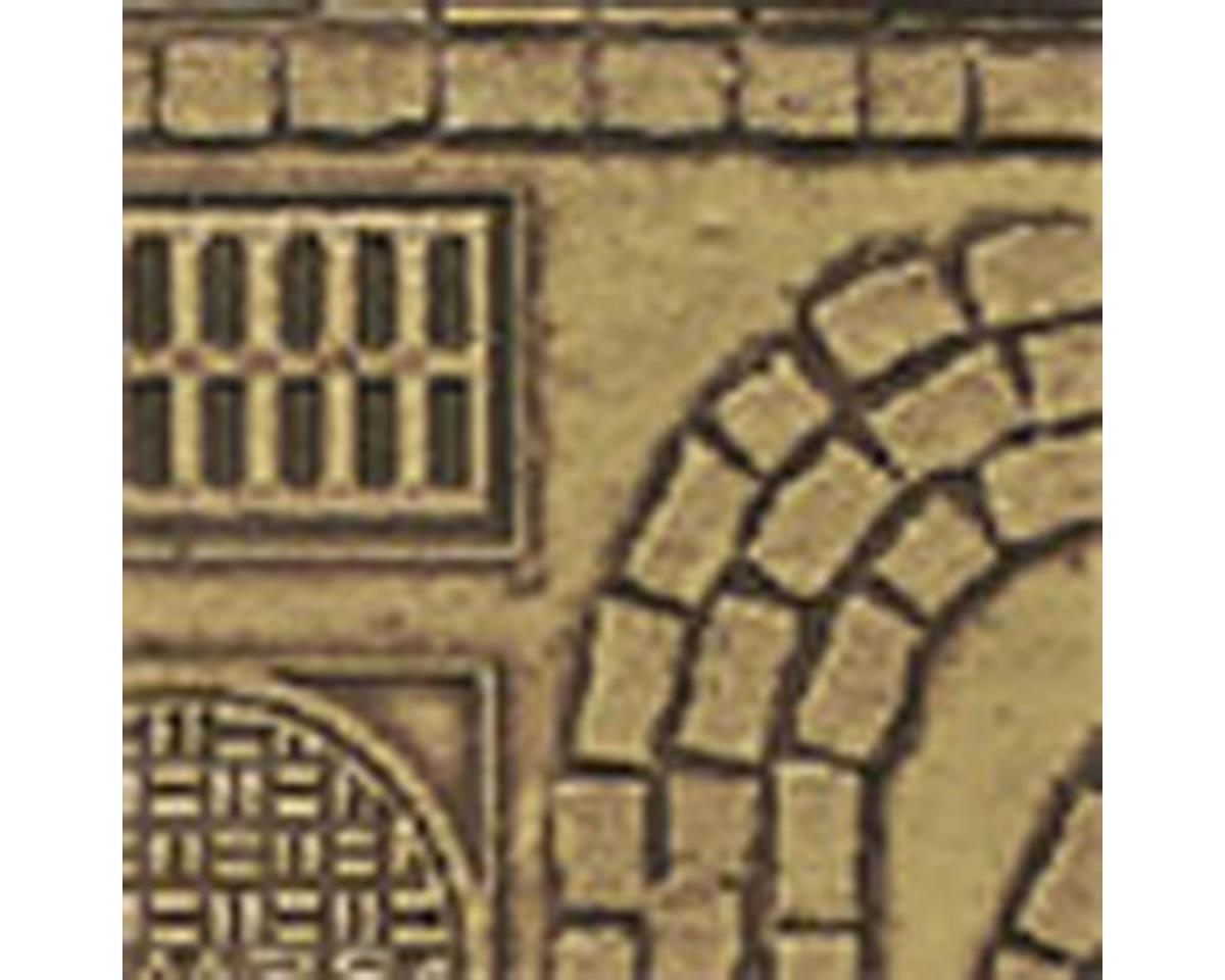 Chooch HO/O Cobblestone Street Details, Large