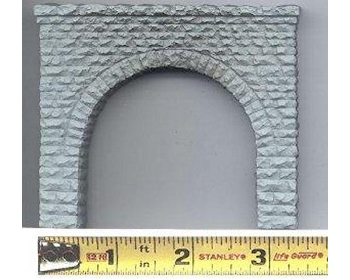 N Double Cut Stone Tunnel Portal (2) by Chooch