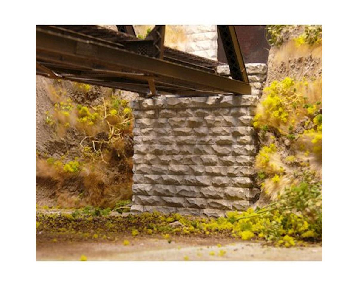 Chooch N Single Cut Stone Bridge Abutment (2)