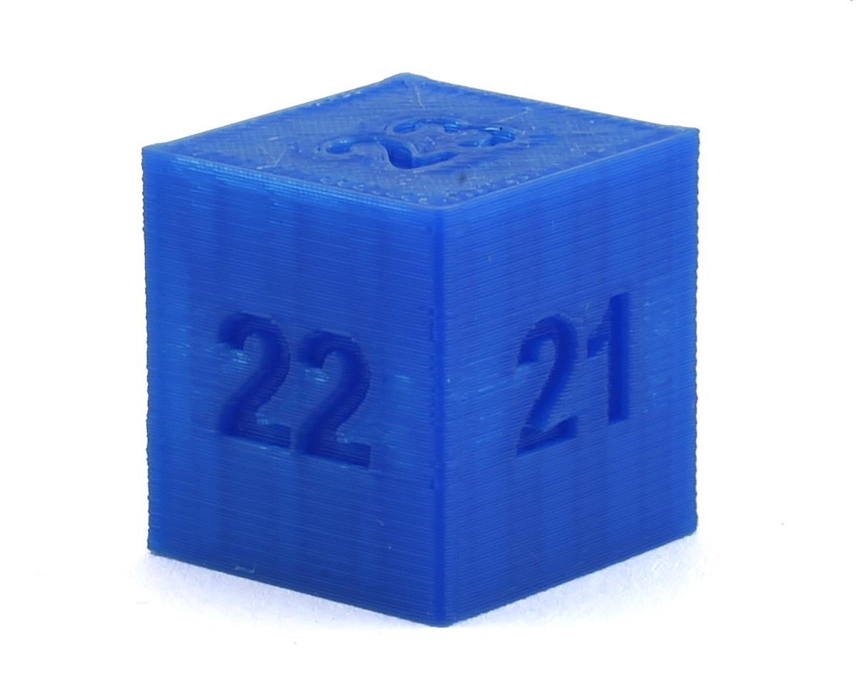 Cheater Racing Ride Height Block Gauge (Blue) (21-23mm)