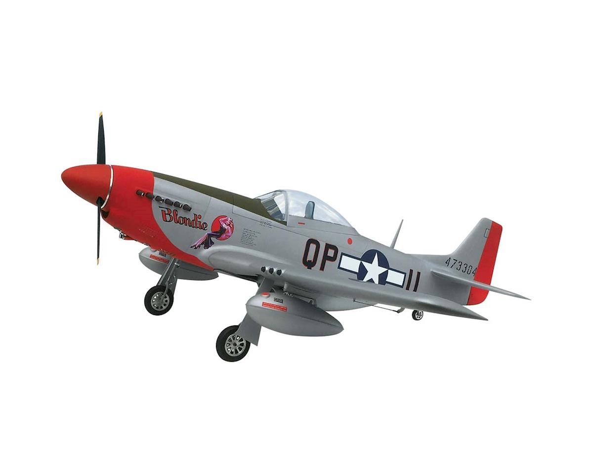 """Top RC Model 89MUSTANG Top RC Model P-51D Mustang 89"""""""