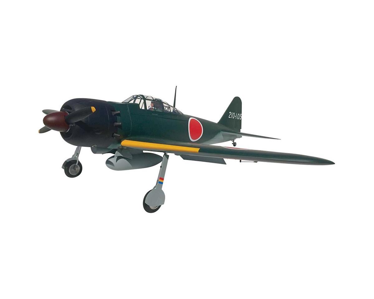 """Top RC Model 93ZERO Top RC Model A6M5 Zero Fighter 93"""""""