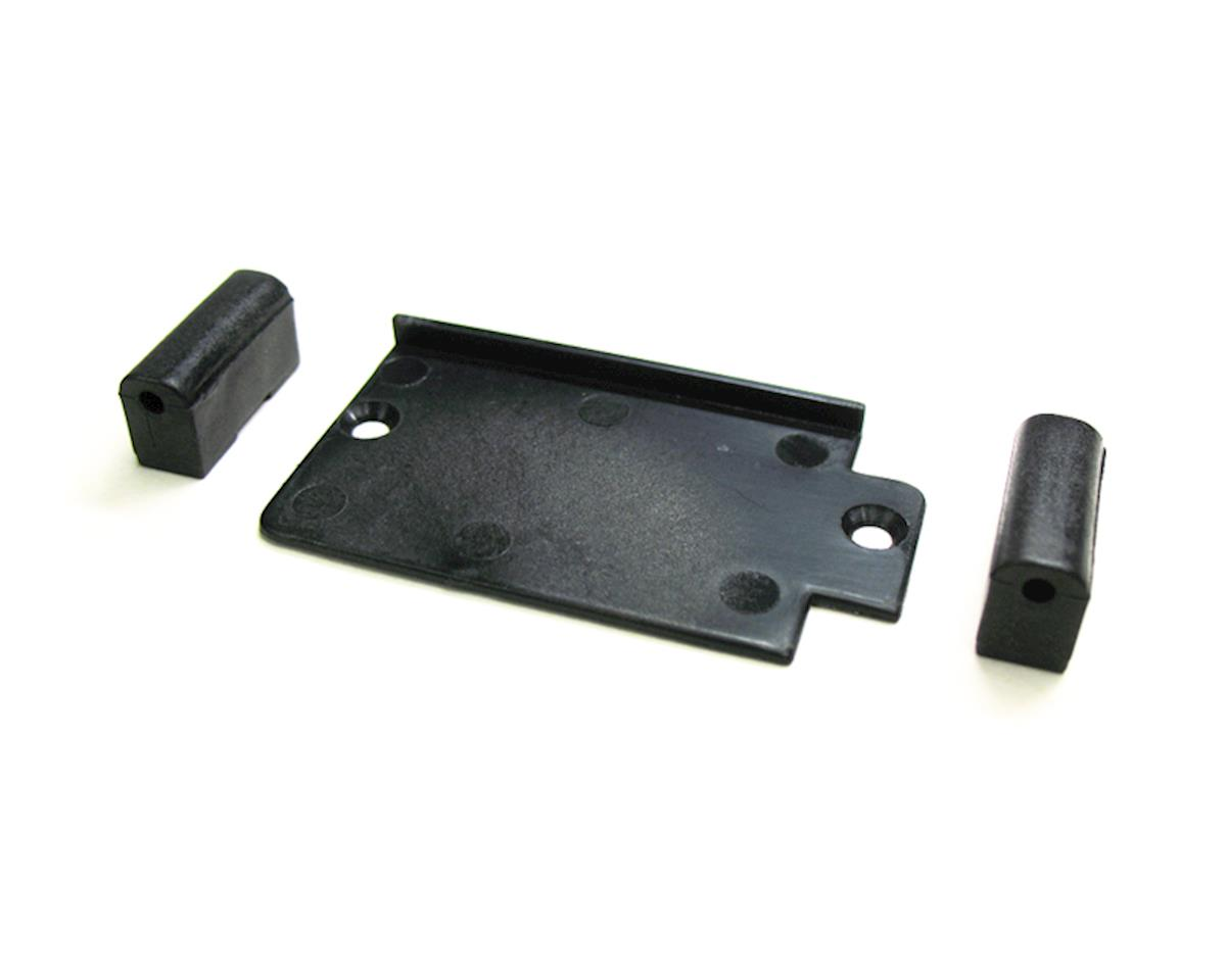 Carisma M40S Receiver / Servo Mount Set