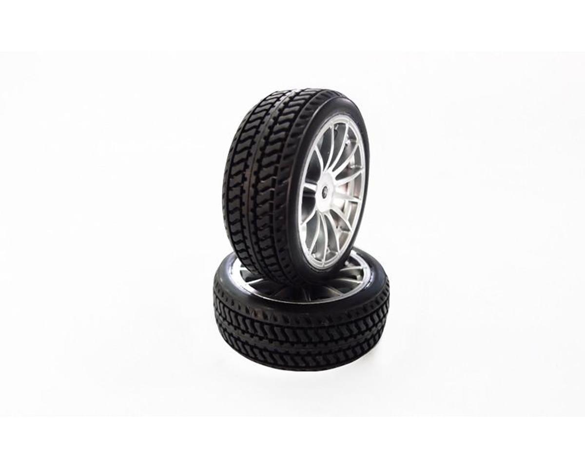 Carisma M40S Mercedes AMG DTM Wheels / Tires (pr.)