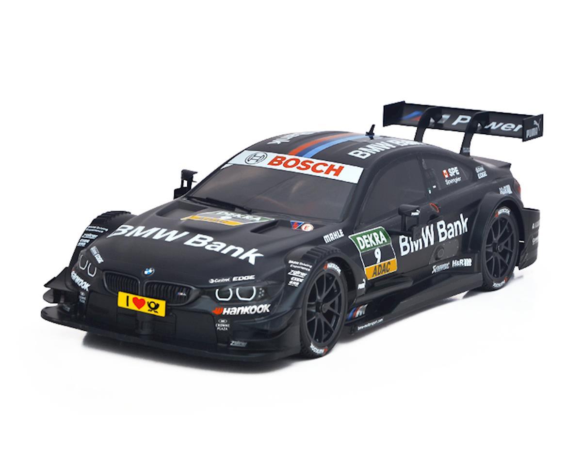 Carisma M40S BMW M4 DTM Painted Body (#9 Black)