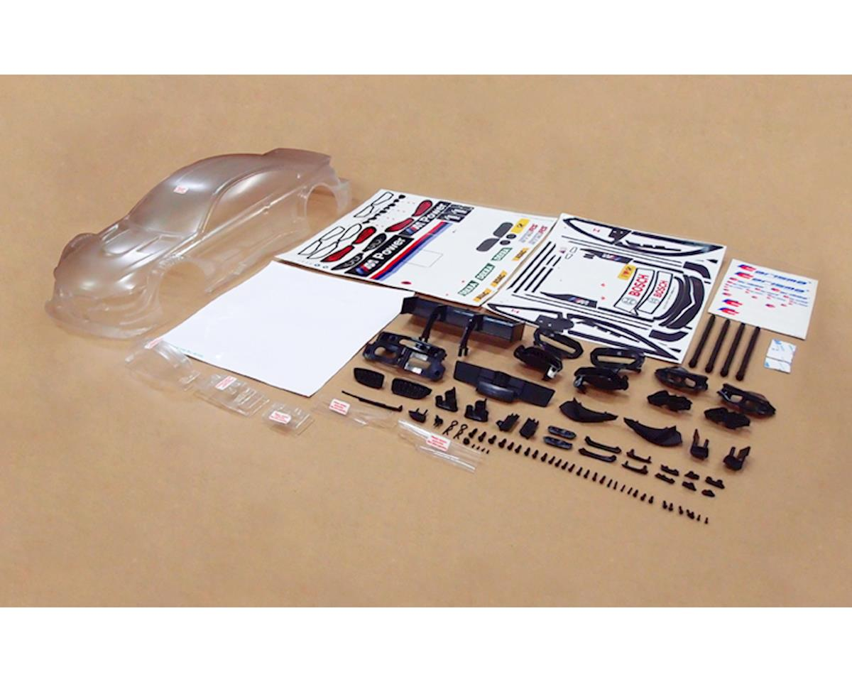 M40S BMW M4 DTM Clear Body (#9 Stickers)