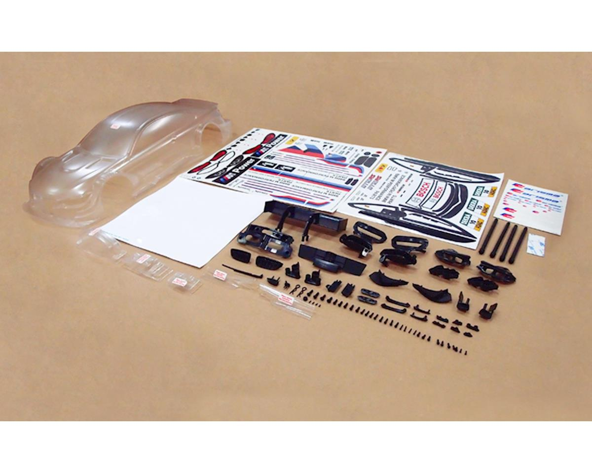 Carisma M40S BMW M4 DMT Clear Body (#10 Stickers)