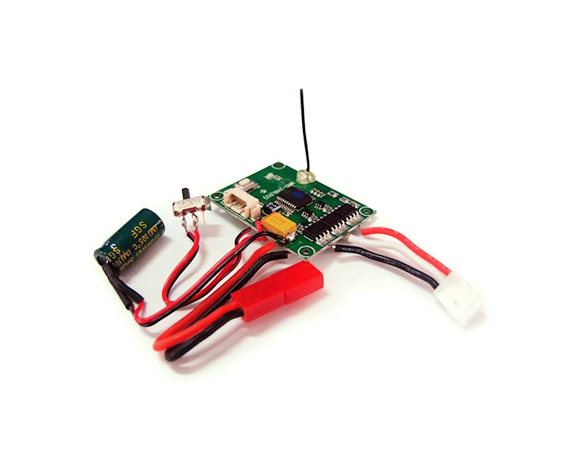 Carisma GT24B ESC/Receiver Unit