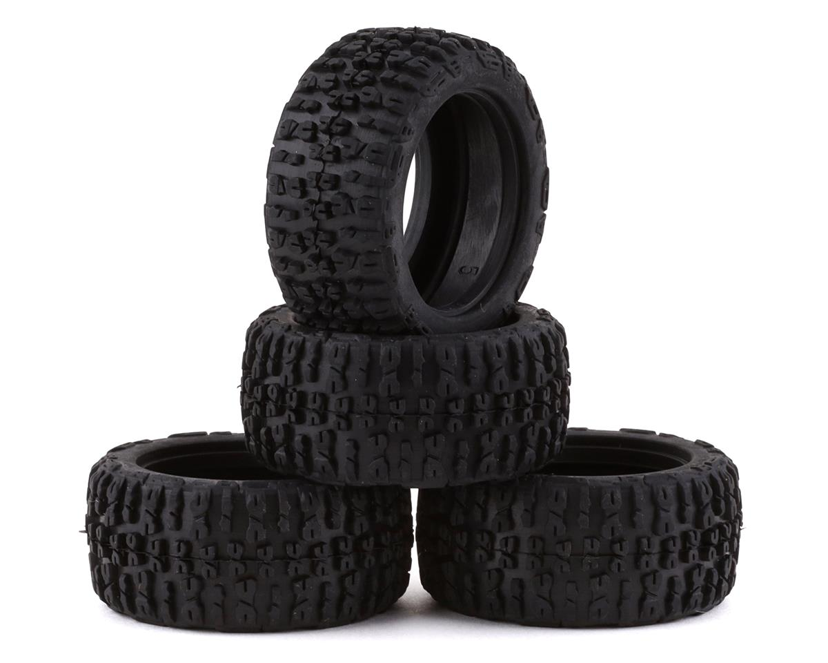 GT24TR/MT Tires (4): 45 Shore by Carisma