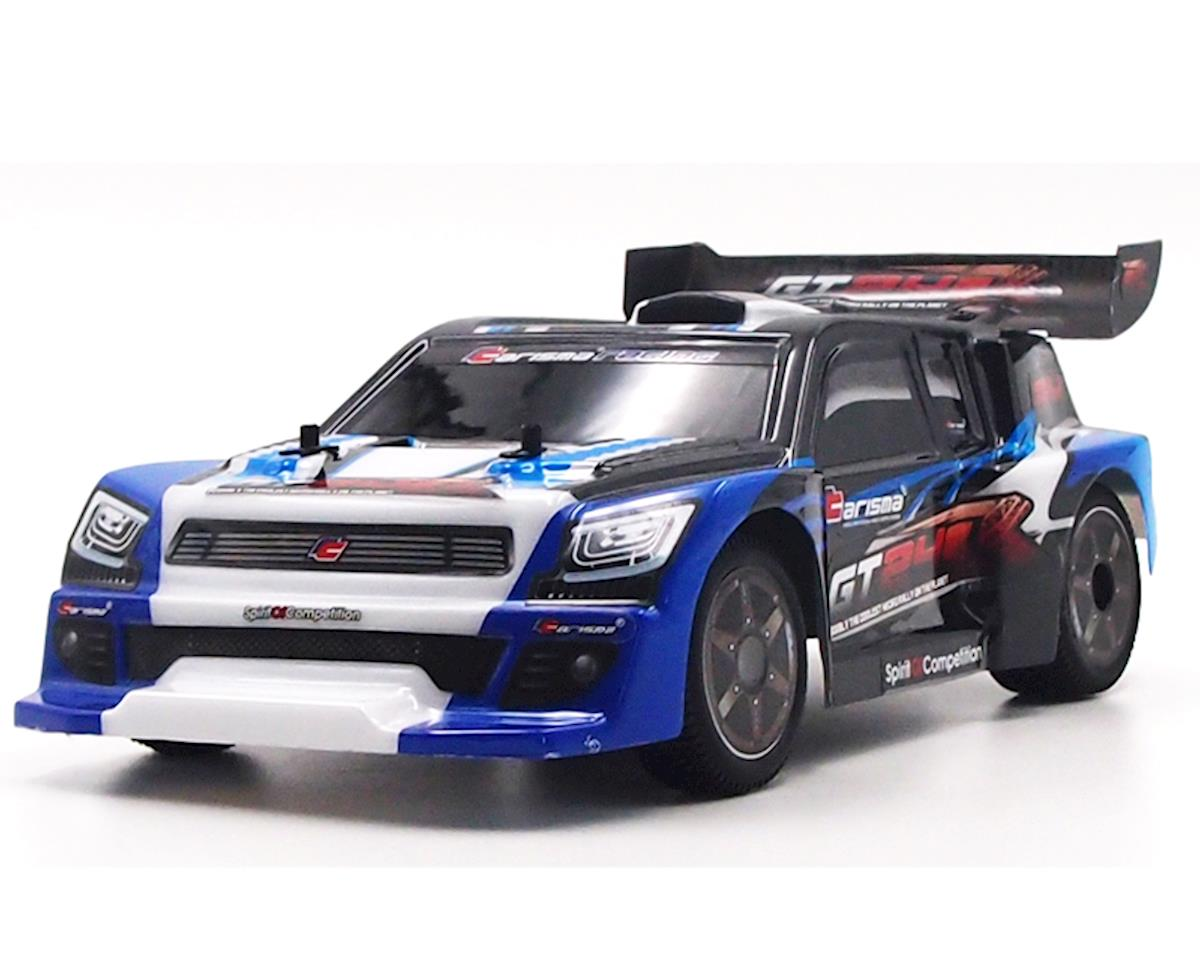 GT24R 1/24 Scale Micro 4WD Rally, RTR by Carisma