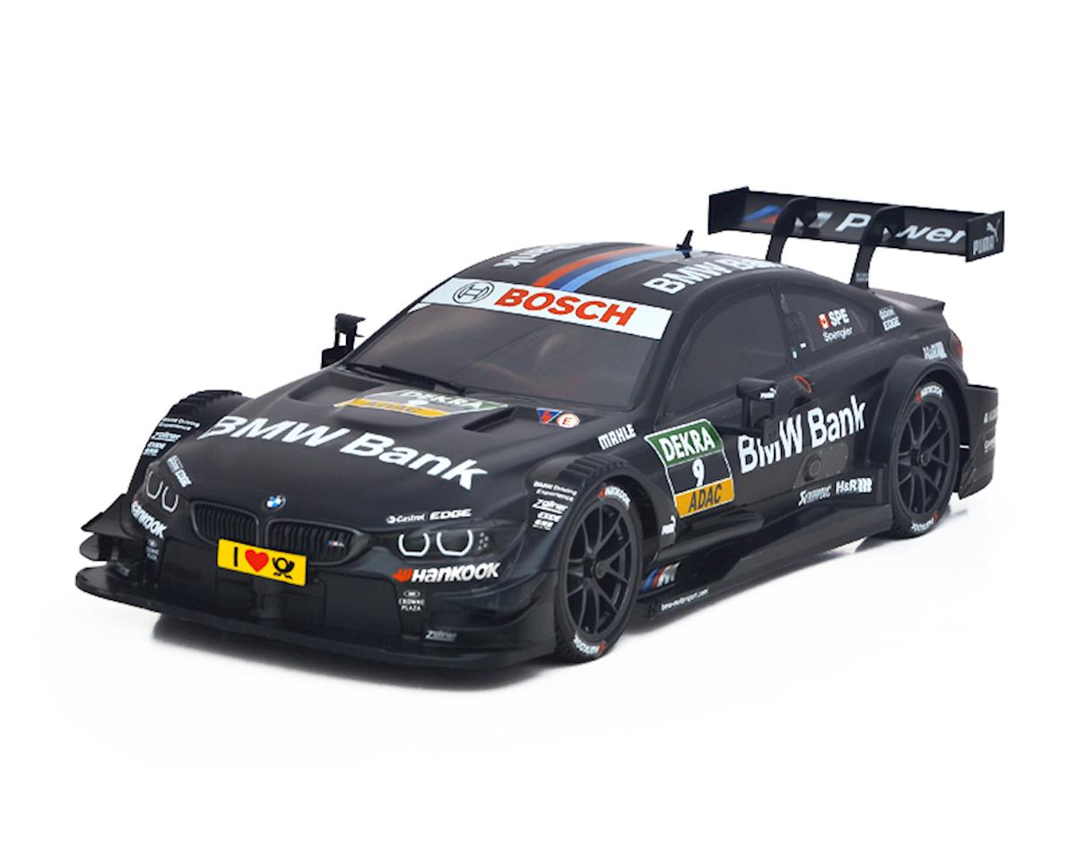 Carisma GT10RS Brushless 1/10 4WD BMW M4 #9 Black DTM RTR