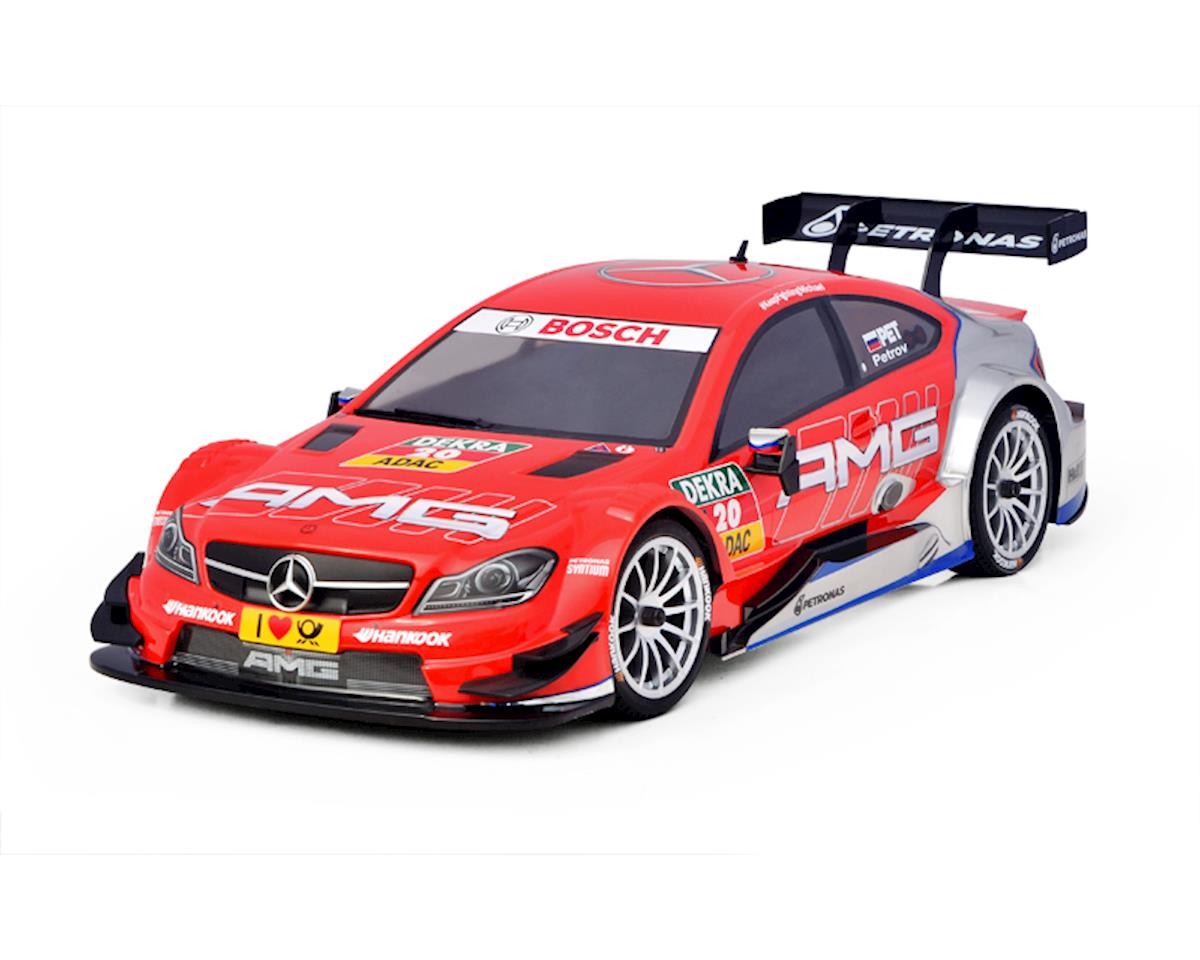 Carisma M40S 1/10 4WD Mercedes AMG C-Class #20 Red DTM RTR