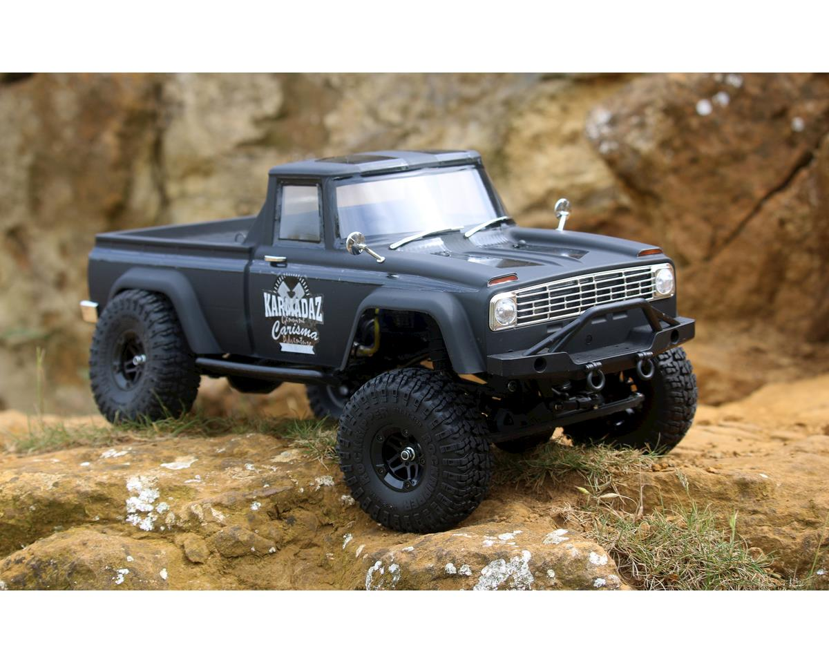 SCA-1E Coyote 1/10 Scale 4WD RTR Scale Crawler (285mm Wheelbase) by Carisma