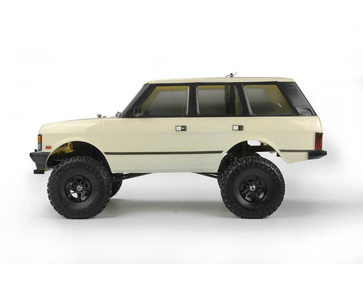 Carisma SCA-1E 1/10 Scale '81 Range Rover 4WD Scaler, RTR