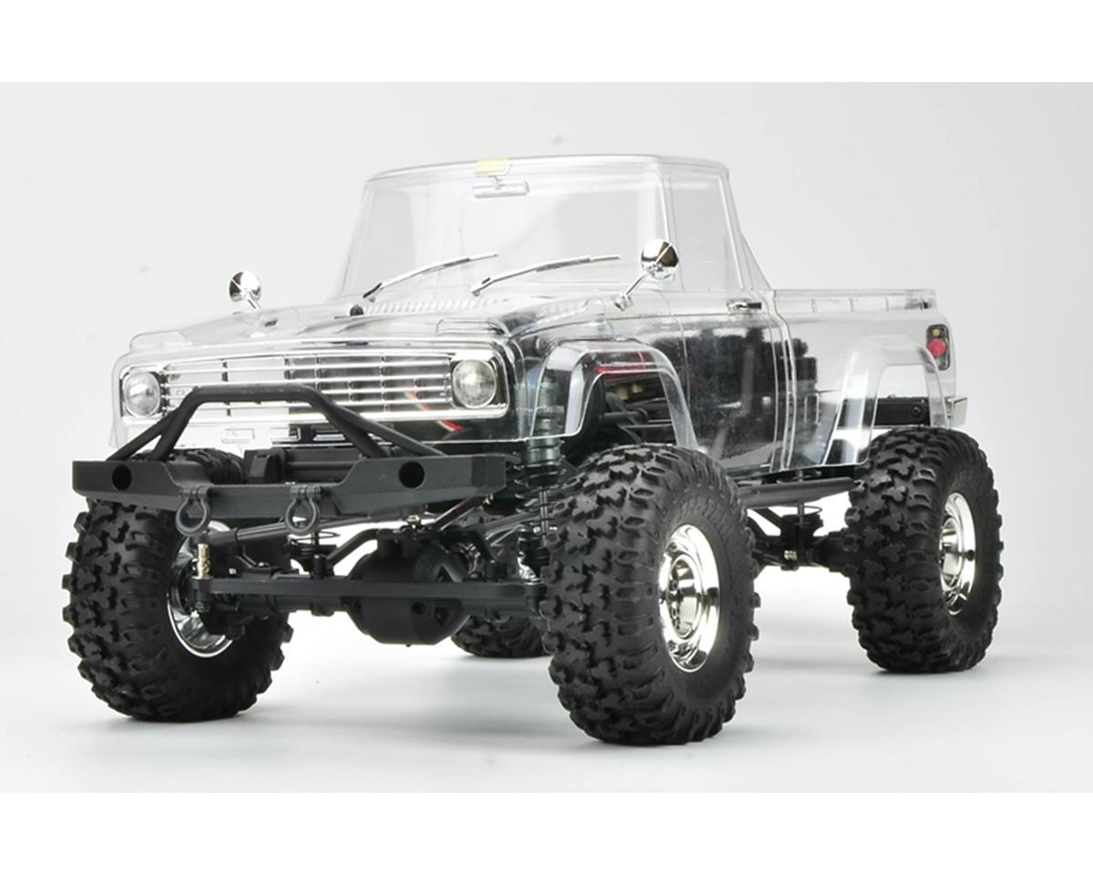 Carisma SCA-1E 1/10 Scale Coyote Truck Non-Assembled Deluxe Kit