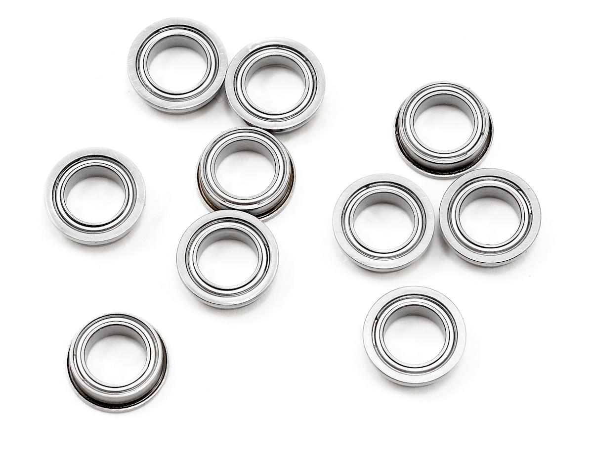 "CRC 1/4x3/8"" Ceramic Flanged Axle Bearings (10)"