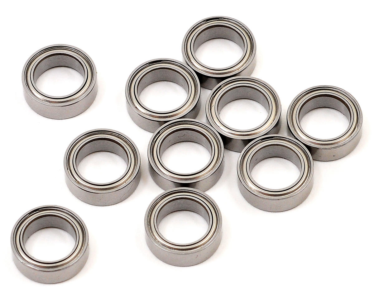 "CRC 1/4x3/8"" Ceramic Rear Axle Bearing Set (10)"