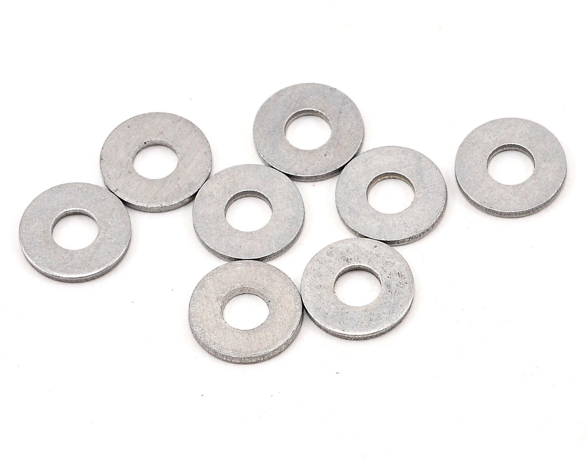 #4 Aluminum Washer (8) by CRC