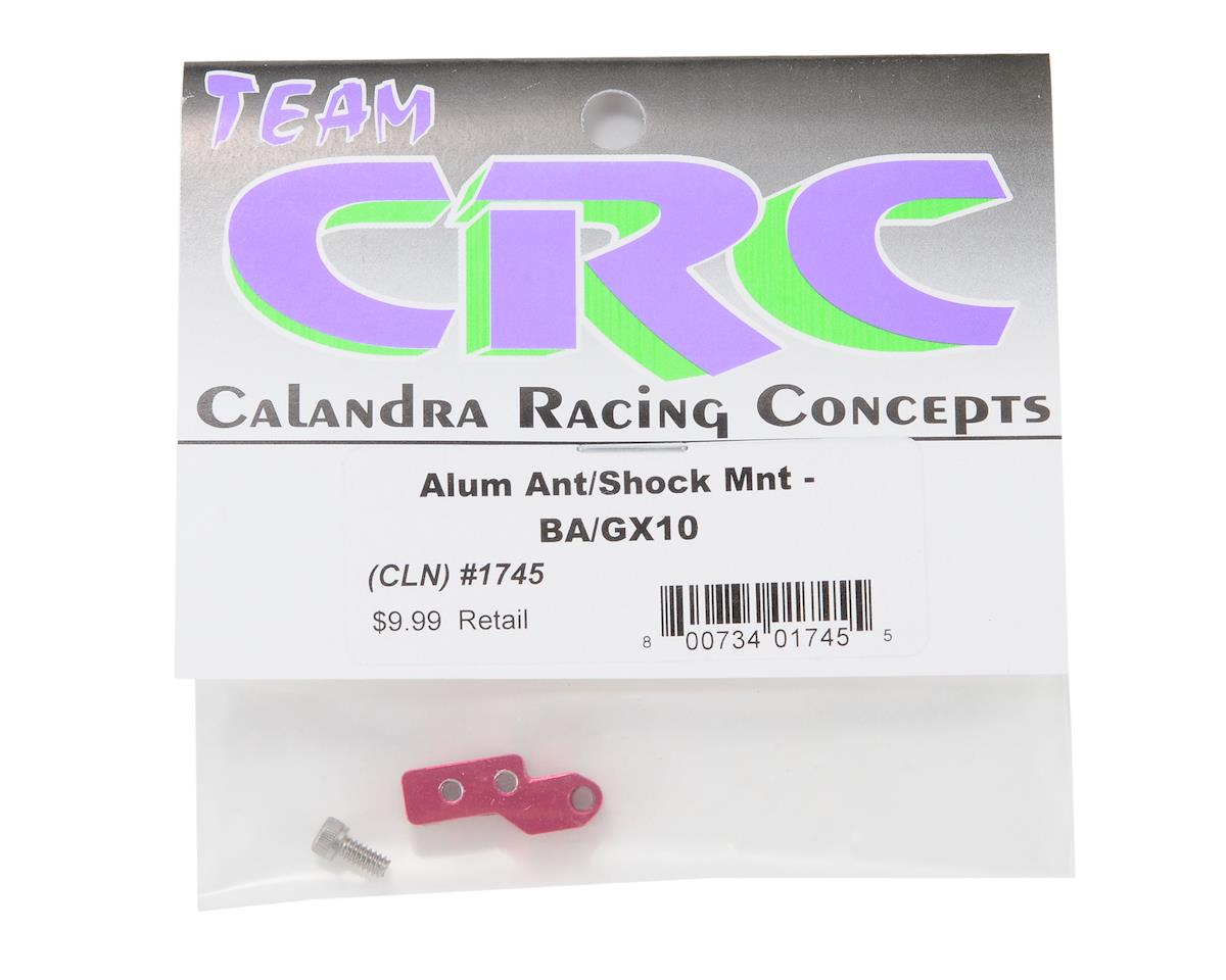 Calandra Racing Concepts Aluminum Antenna/Shock Mount
