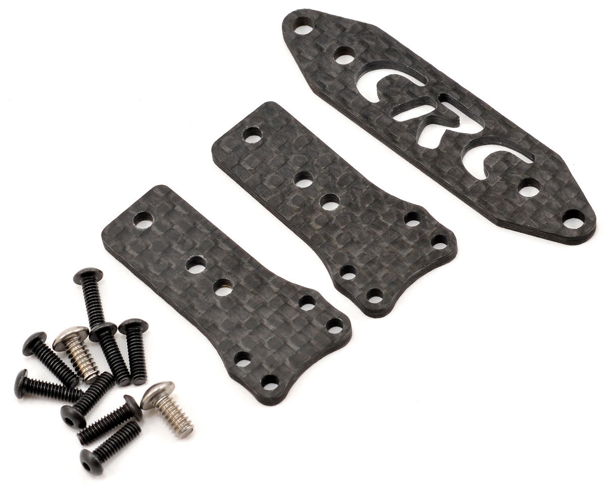 CRC Pro Strut 3-Piece Front End Multi-Brace Set
