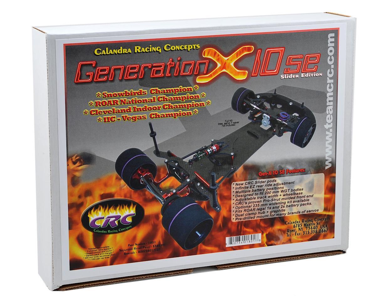 "Gen-X 10 SE ""Slider Edition"" 1/10 Pan Car Kit by CRC"