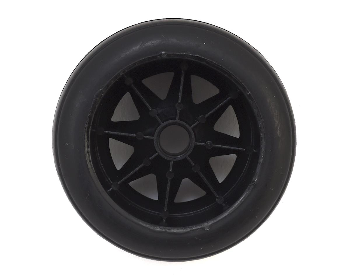 CRC RT-1 Pre-Mounted GTR Front & Rear Rubber Tires (4)
