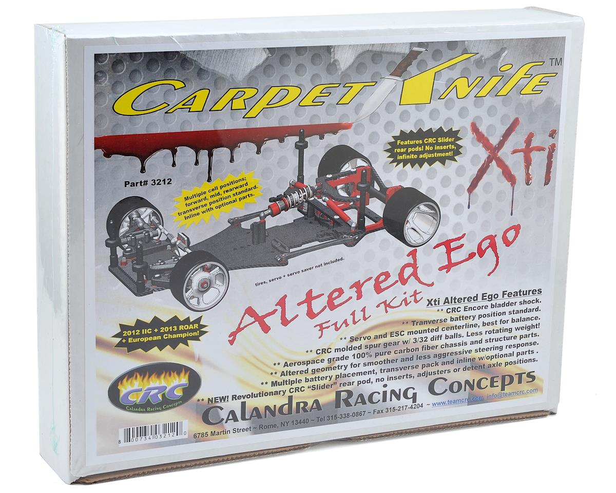 Calandra Racing Concepts Xti WC 1/12 Pan Car Kit (Full Kit)