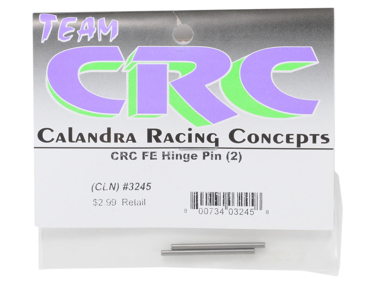 Front End Hinge Pin (2) by CRC