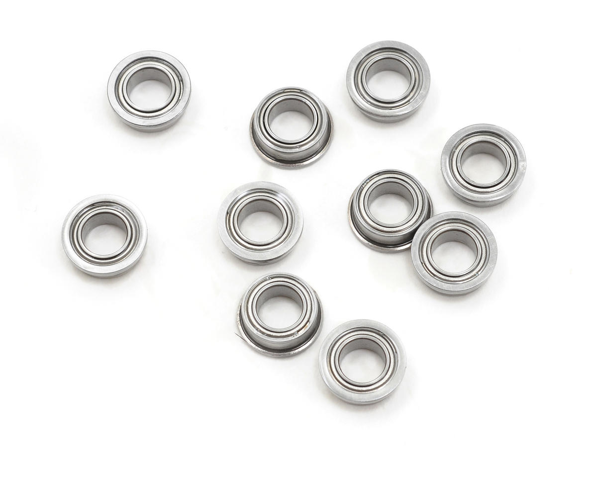 "3/16x5/16"" Flanged Ball Bearing (10) by Calandra Racing Concepts"