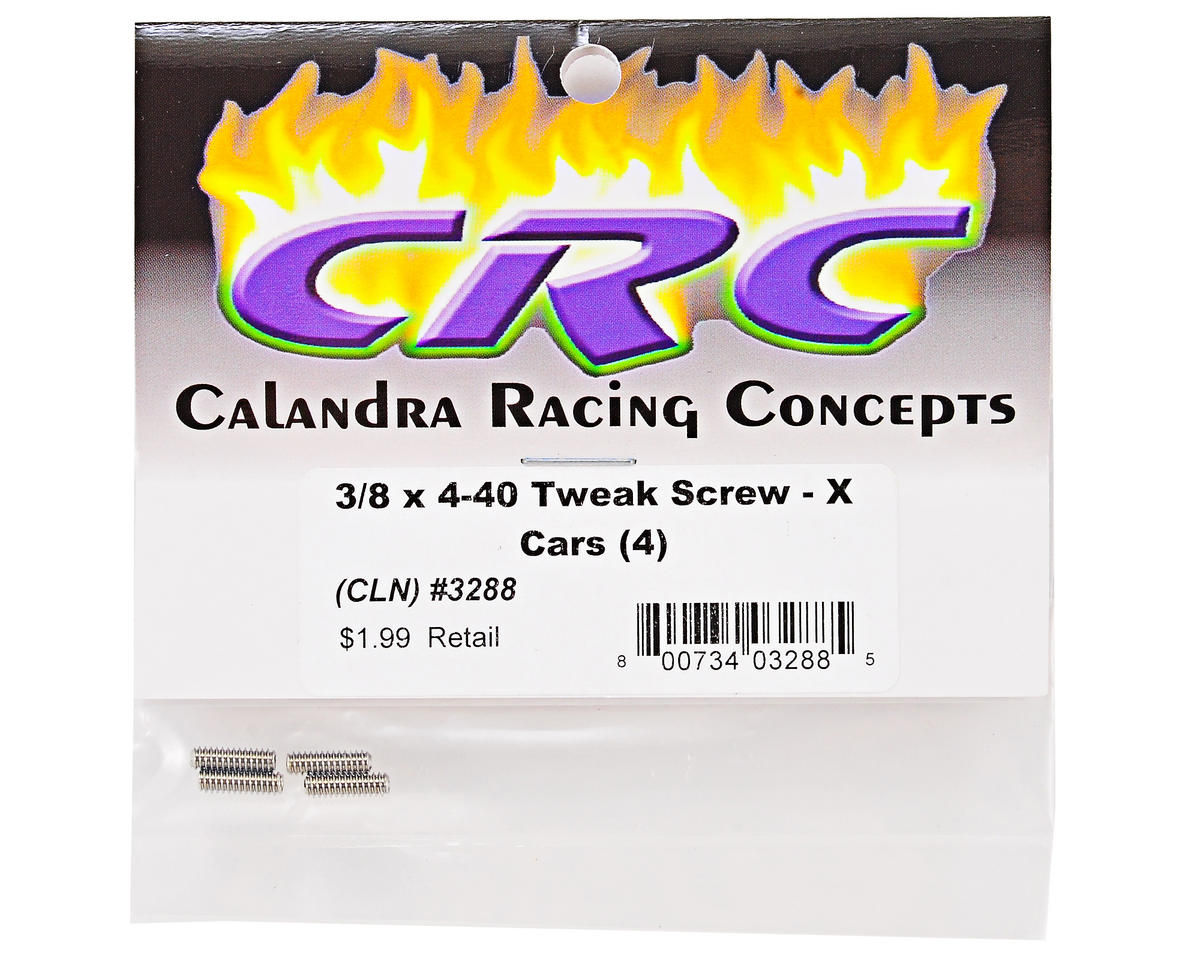 CRC 3/8x4/40 Tweak Screw