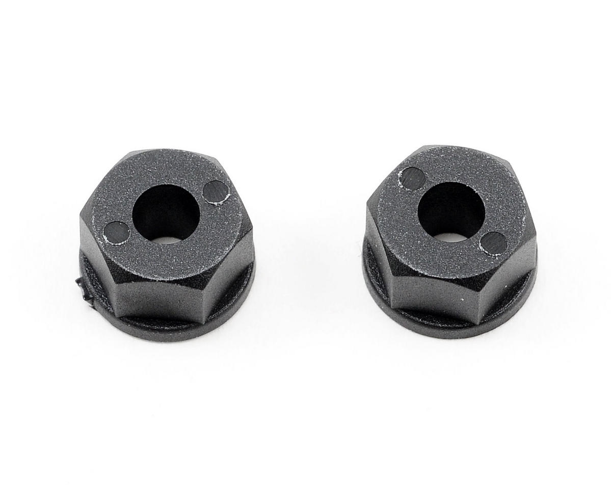 8-32 Nylon Locknut (2) by Calandra Racing Concepts