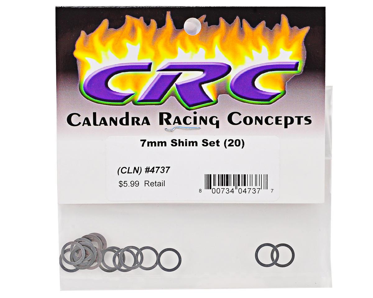 CRC 7mm Shim Set (20)