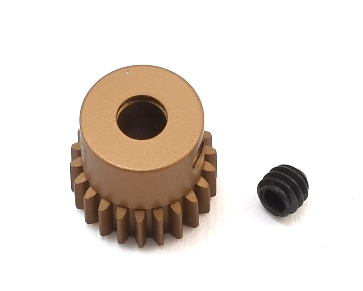 """Gold Standard"" 64P Aluminum Pinion Gear (22T) by CRC"