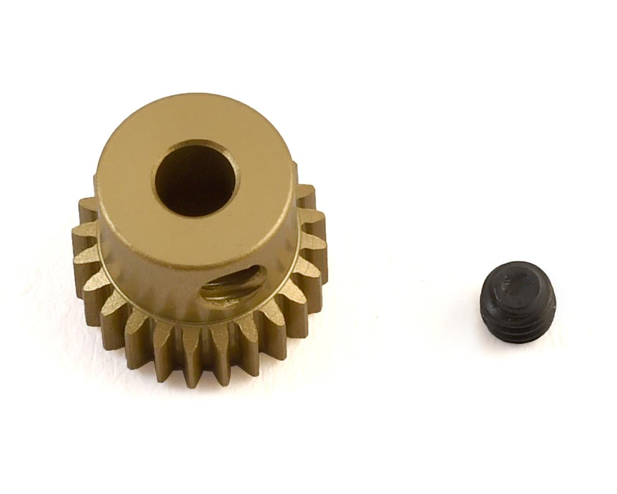 """Gold Standard"" 64P Aluminum Pinion Gear (24T) by CRC"
