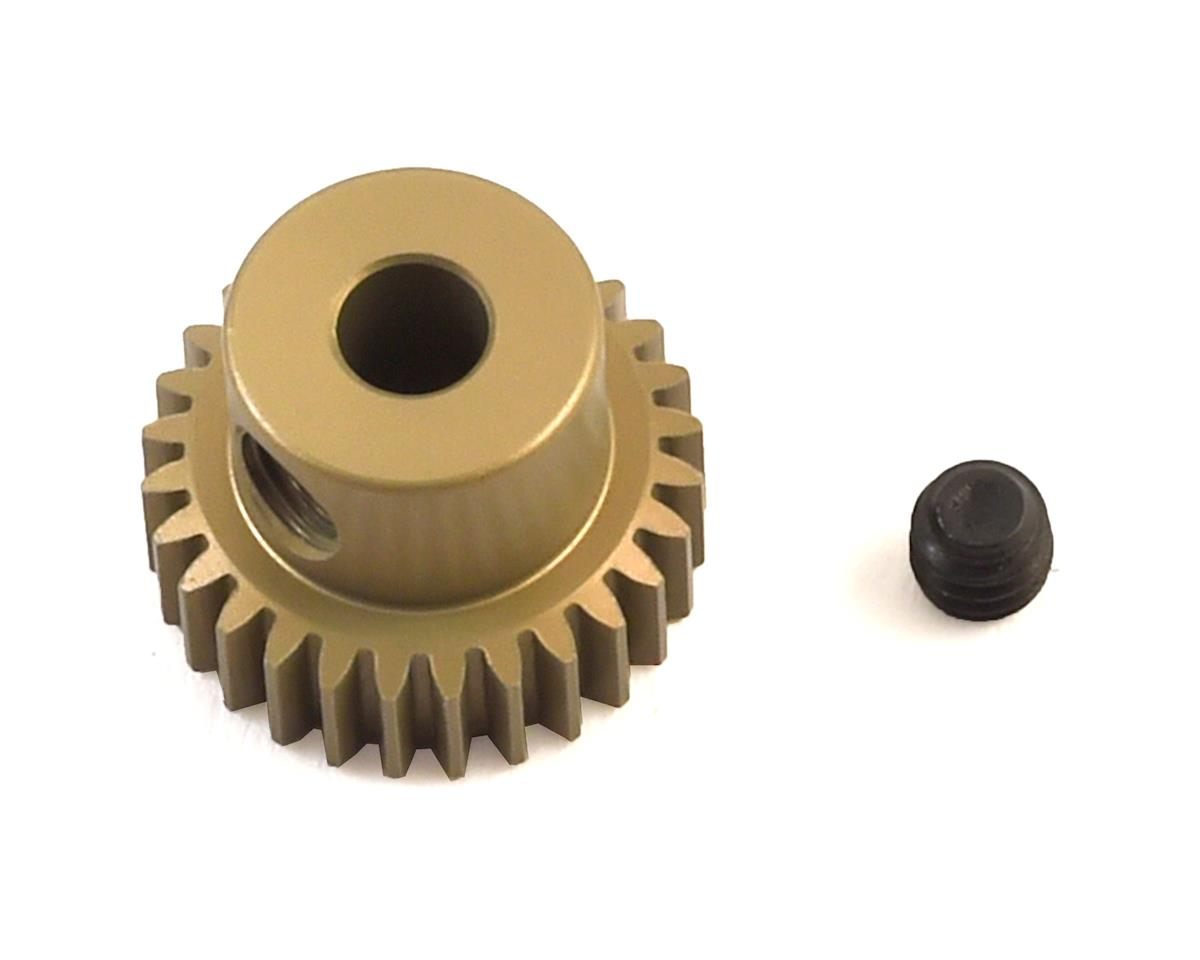 """Gold Standard"" 64P Aluminum Pinion Gear (28T) by CRC"