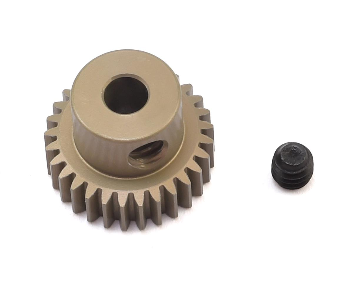 """Gold Standard"" 64P Aluminum Pinion Gear (29T) by CRC"
