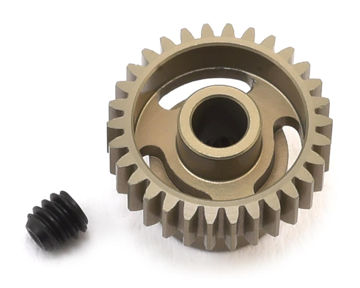 """""""Gold Standard"""" 64P Aluminum Pinion Gear (30T) by CRC"""