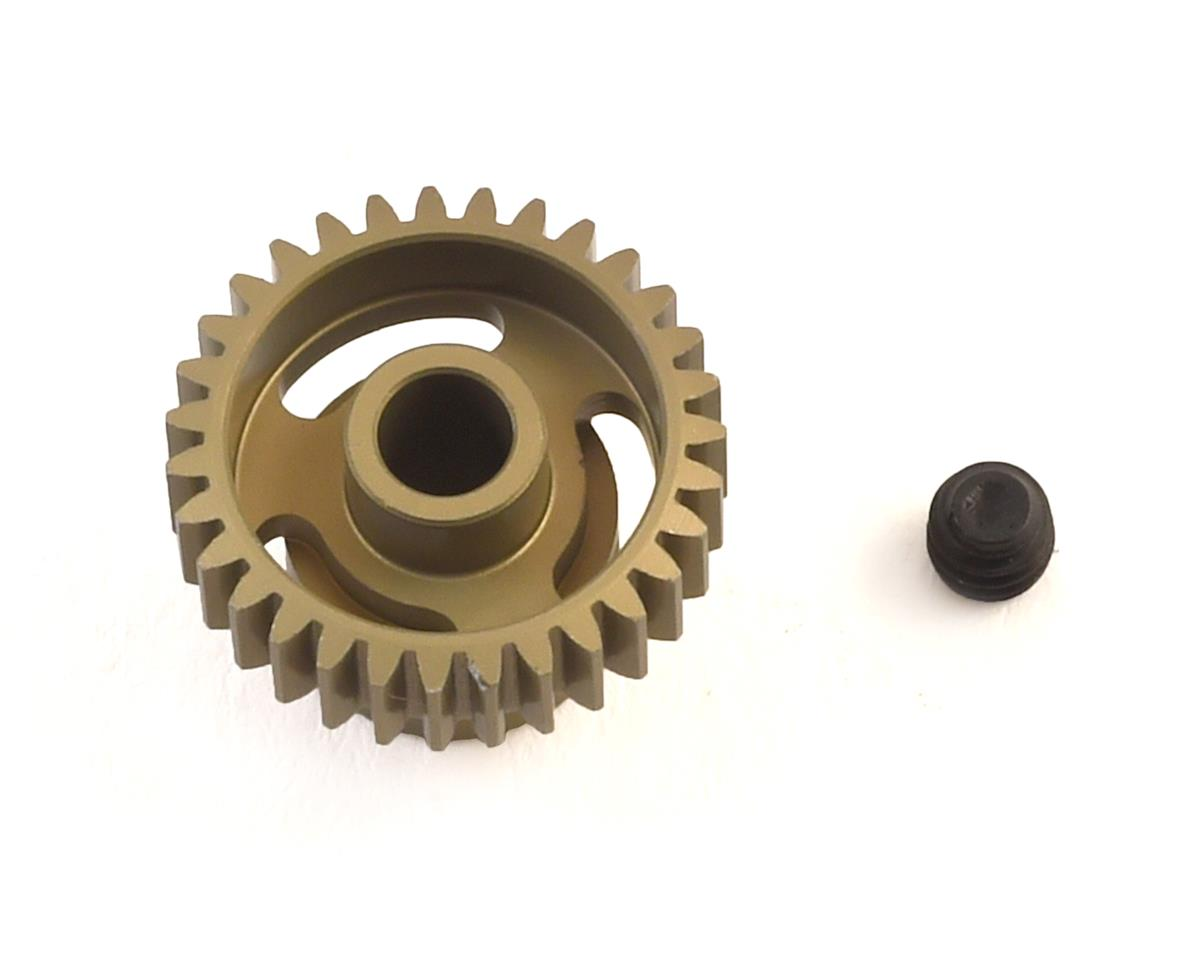 """Gold Standard"" 64P Aluminum Pinion Gear (31T) by CRC"