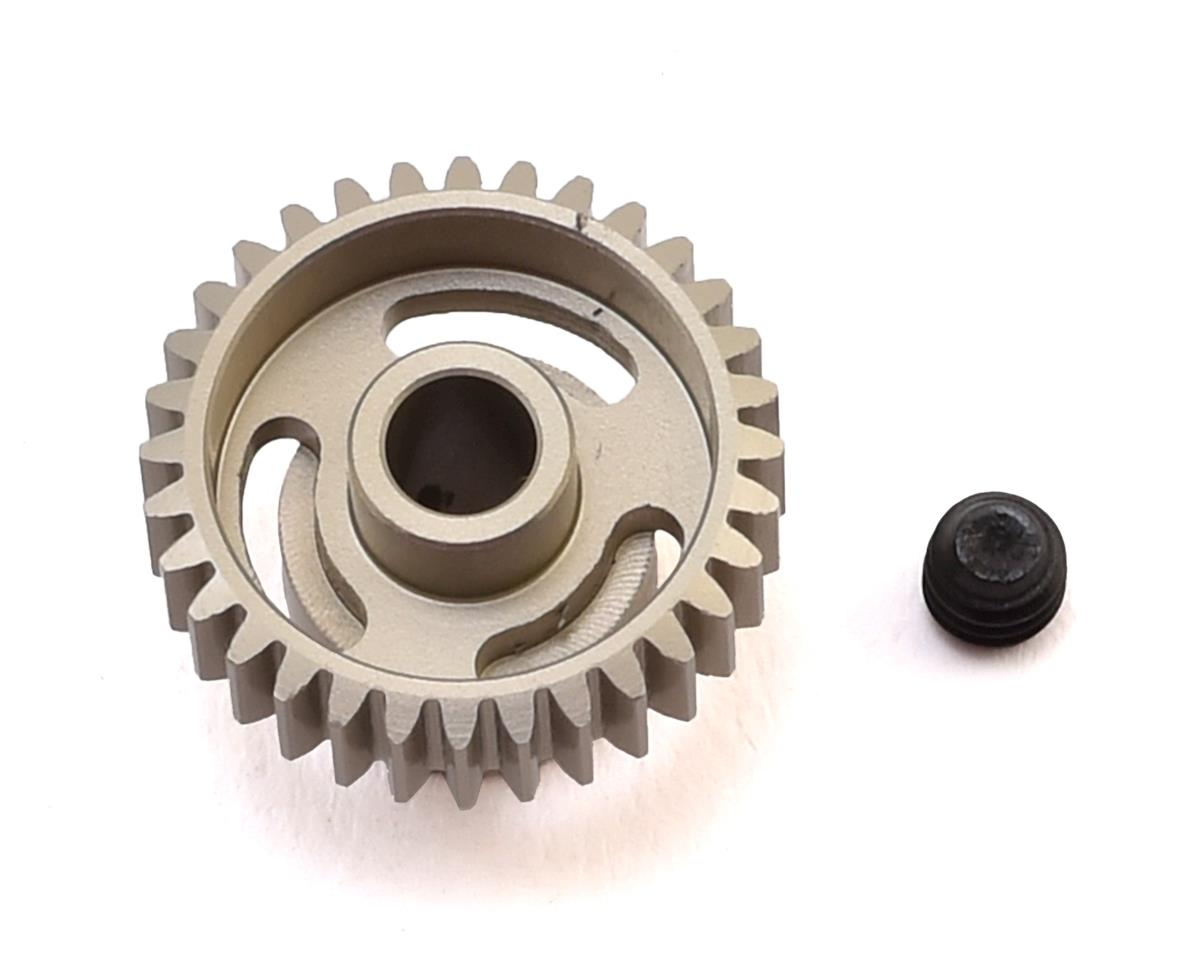 """Gold Standard"" 64P Aluminum Pinion Gear (32T) by CRC"
