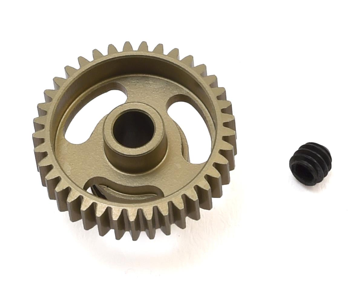 """""""Gold Standard"""" 64P Aluminum Pinion Gear (37T) by CRC"""