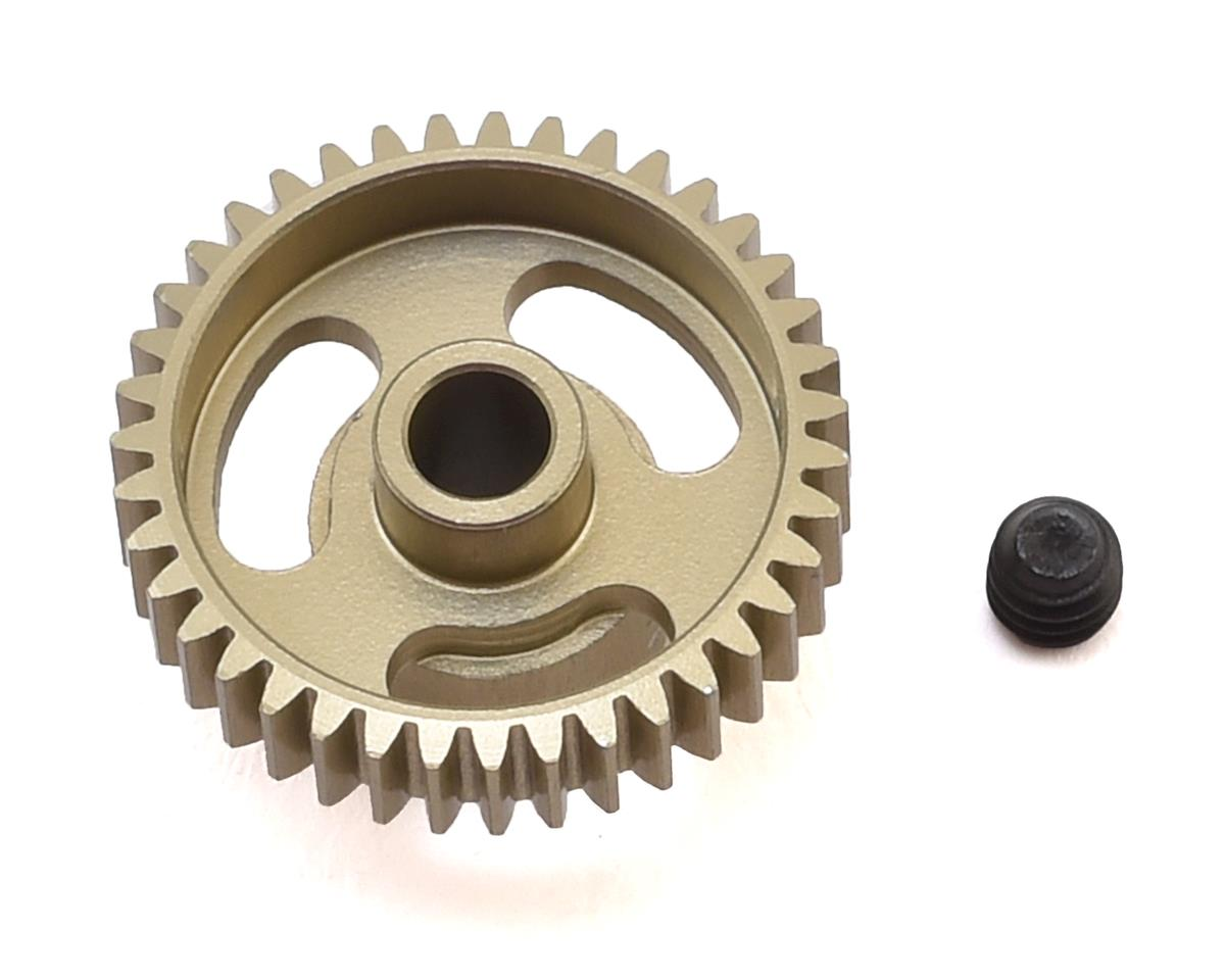 """Gold Standard"" 64P Aluminum Pinion Gear (39T) by CRC"
