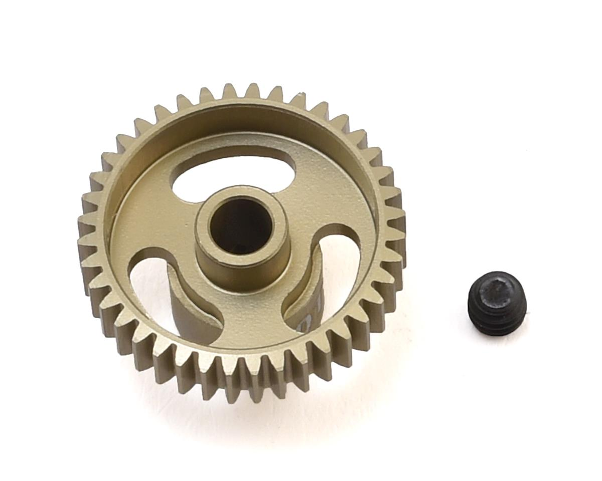 """Gold Standard"" 64P Aluminum Pinion Gear (40T) by CRC"