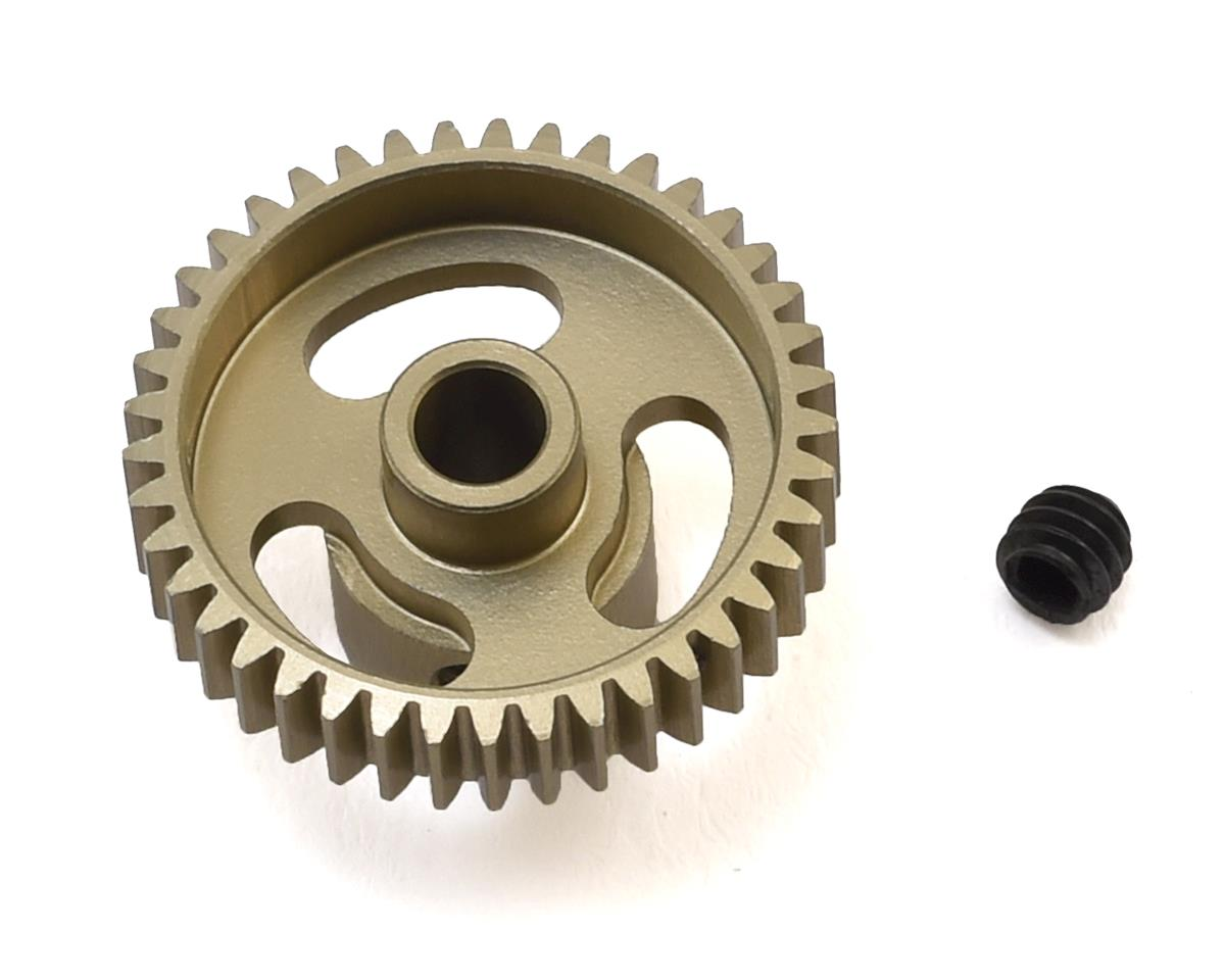 """Gold Standard"" 64P Aluminum Pinion Gear (41T) by CRC"