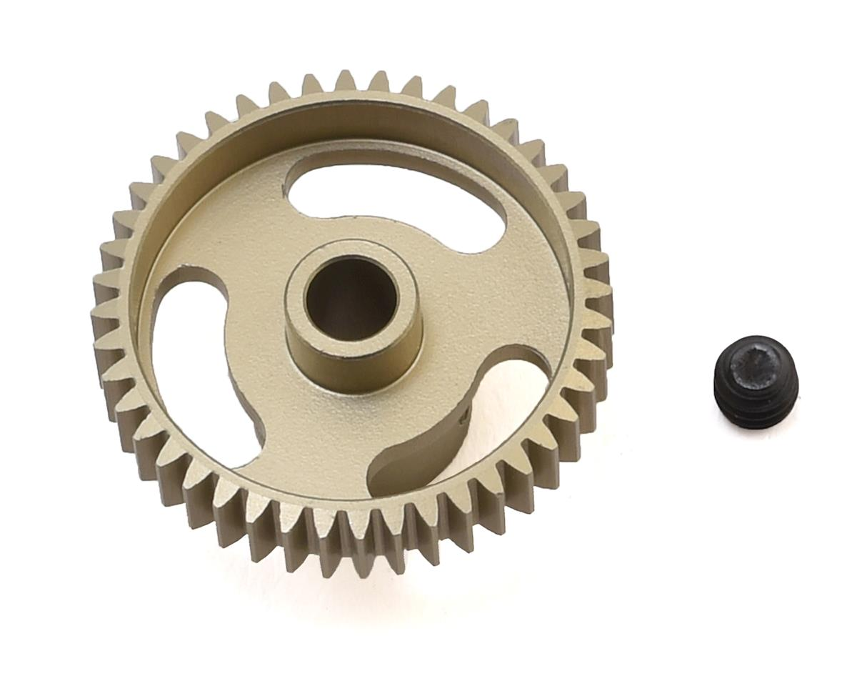 """Gold Standard"" 64P Aluminum Pinion Gear (44T) by CRC"