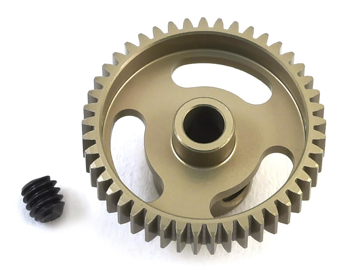 """Gold Standard"" 64P Aluminum Pinion Gear (45T) by CRC"