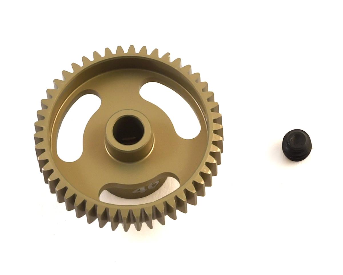 "CRC ""Gold Standard"" 64P Aluminum Pinion Gear (46T)"