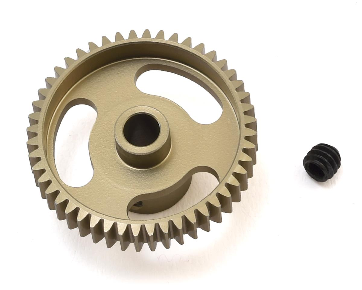 """Gold Standard"" 64P Aluminum Pinion Gear (48T) by CRC"