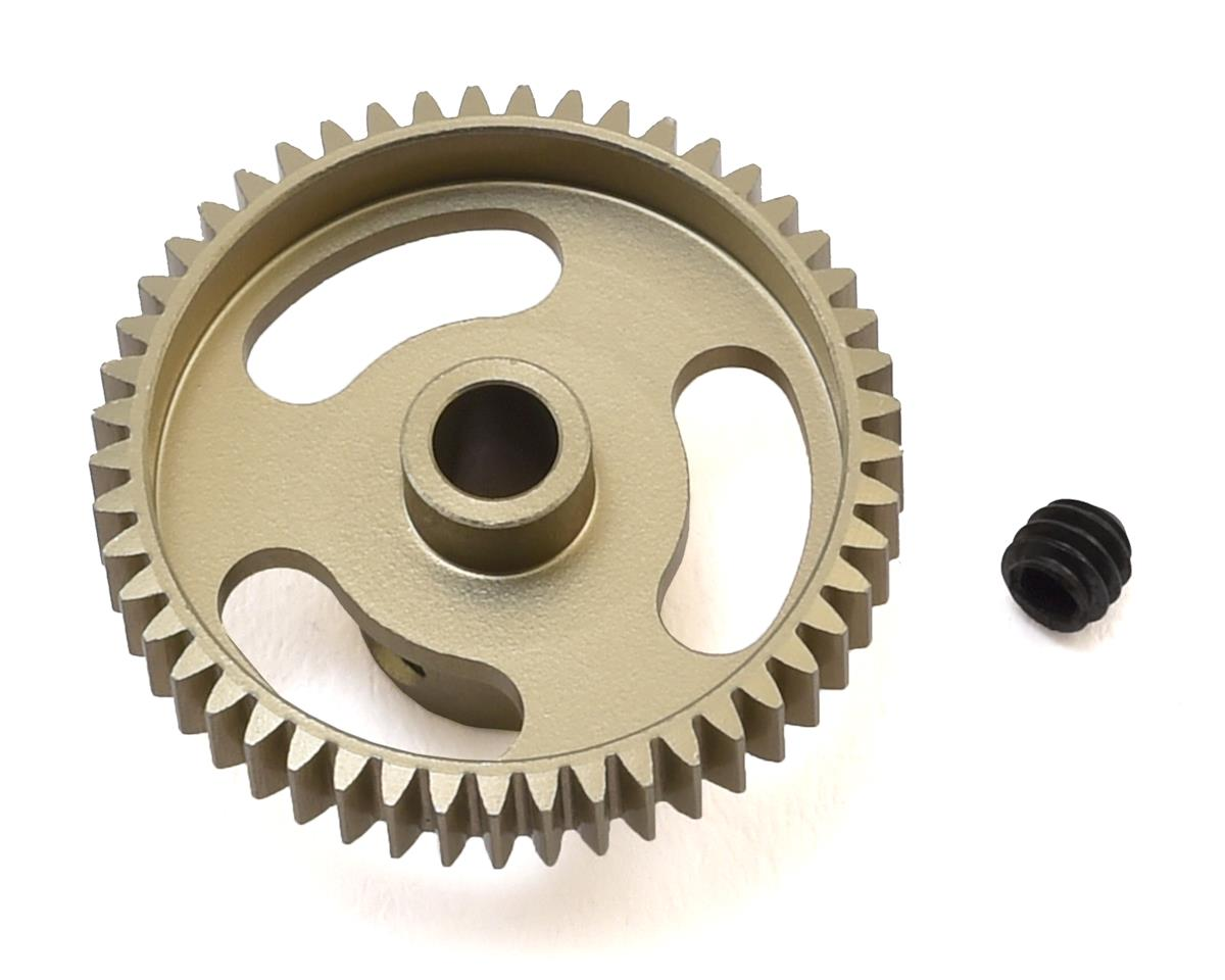 """Gold Standard"" 64P Aluminum Pinion Gear (49T) by CRC"