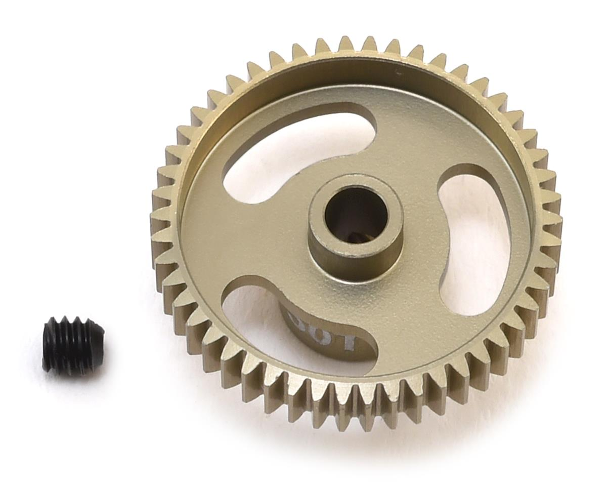 """Gold Standard"" 64P Aluminum Pinion Gear (50T) by CRC"