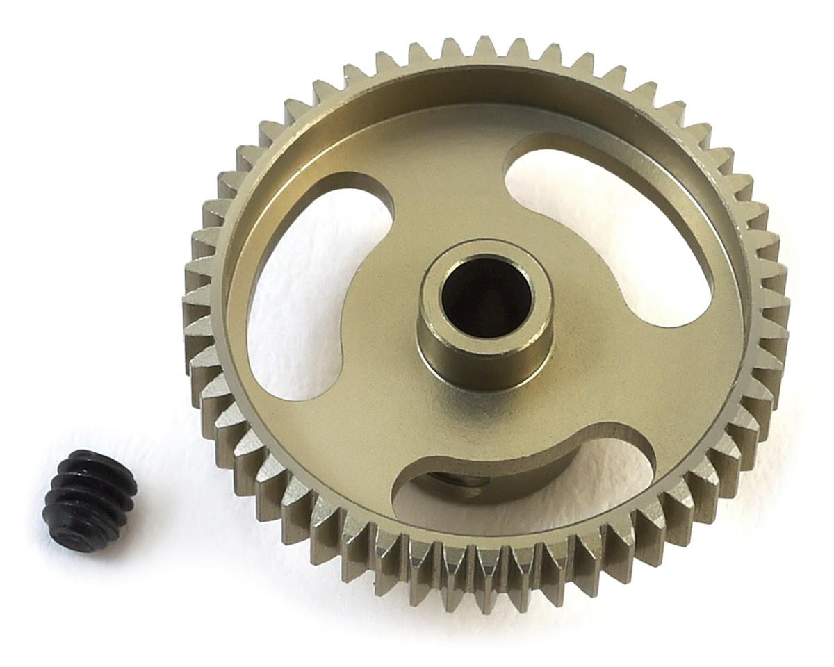 """Gold Standard"" 64P Aluminum Pinion Gear (52T) by CRC"
